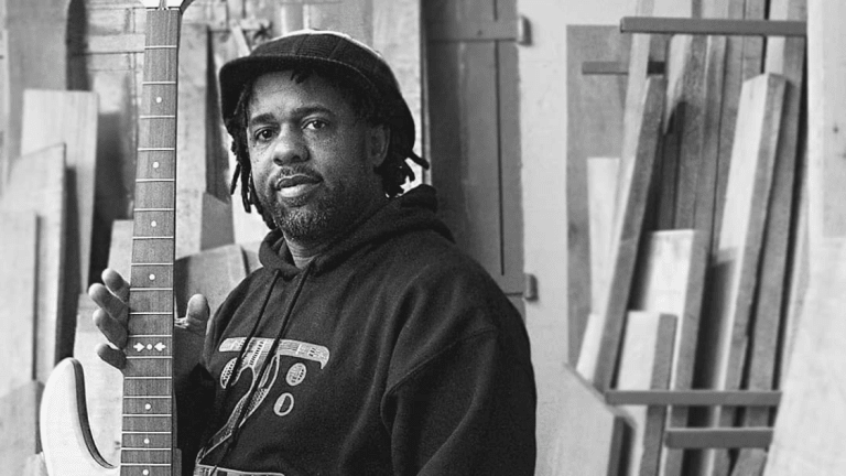 Victor Wooten Launches New Online Store VixMerch.com