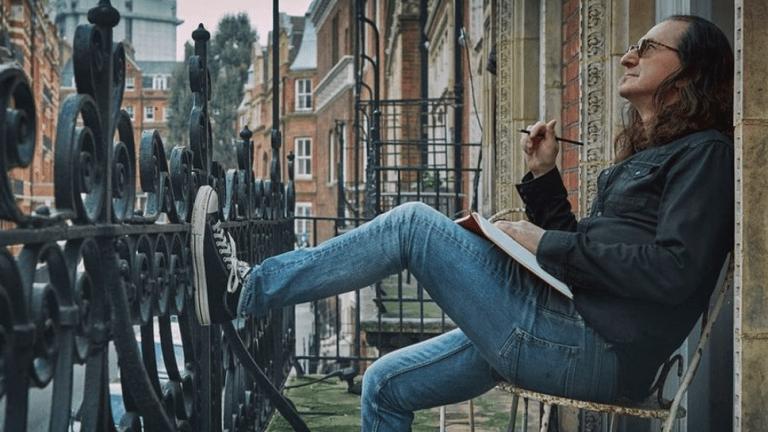 Geddy Lee Announces Memoir to Be Released in 2022