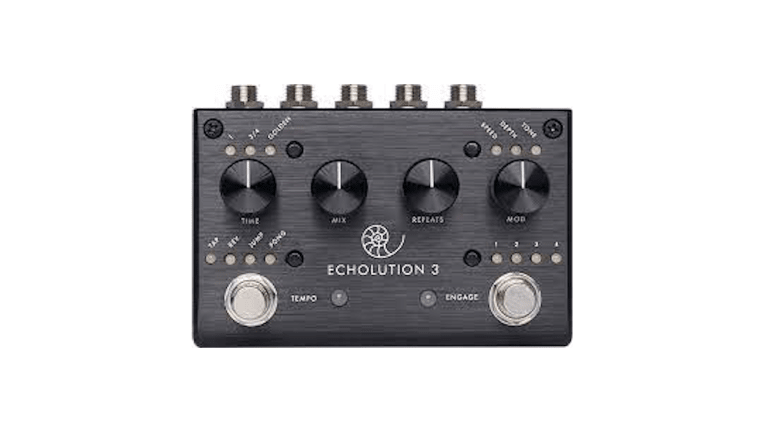 Pigtronix Releases the Echolution 3
