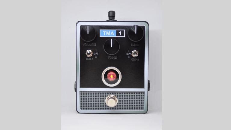 Acorn Amplifiers Unveils the TMA-1 Fuzz