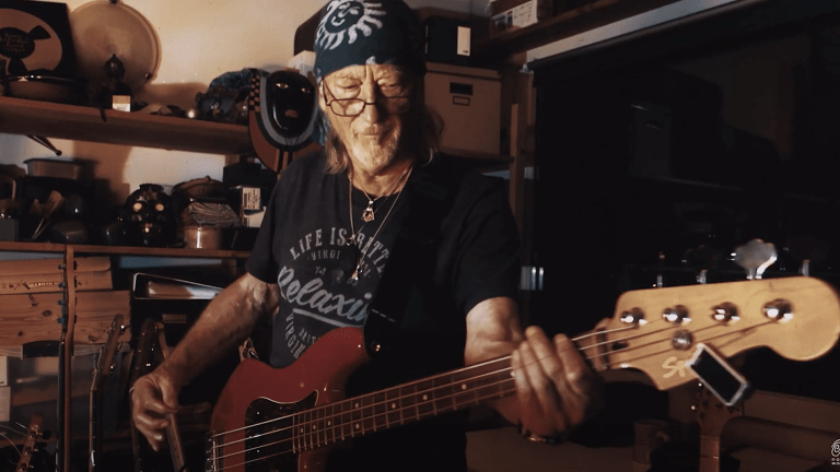 """Deep Purple Premieres Video For New Single """"7 And 7 Is"""" (Watch)"""