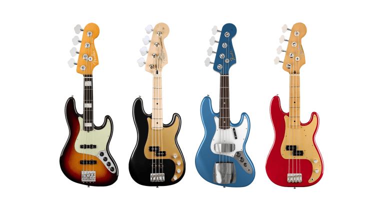 Fender Announces New Ultra Short Scale Bass Series