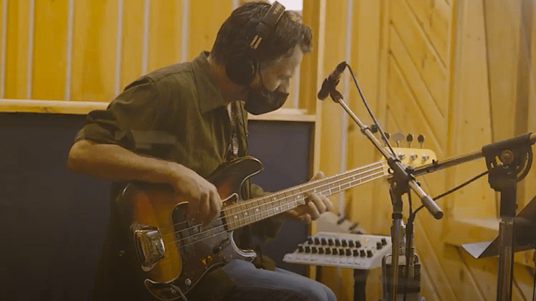 """World Premiere: John Patitucci Debuts """"Letter for Paul,"""" A Tribute Track to the Late Paul Jackson"""