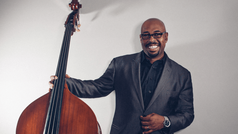 Christian McBride Releases New EP 'The Q Sessions'