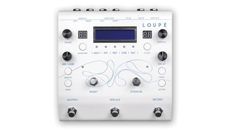 Glou-Glou Releases the Loupé Creative Stereo Looper/Delay