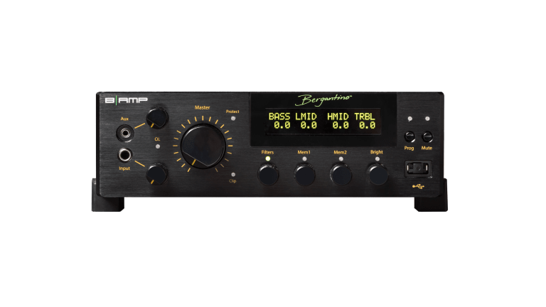 Bergantino Audio Systems Unveils the B|Amp Mk2 Bass Amplifier
