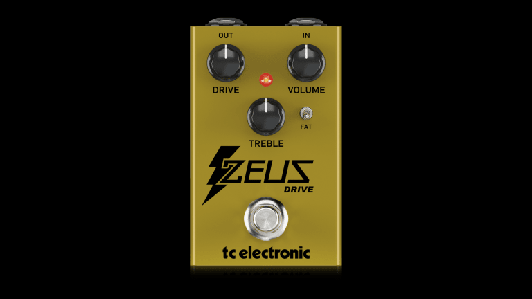 TC Electronic Releases the Zeus Drive