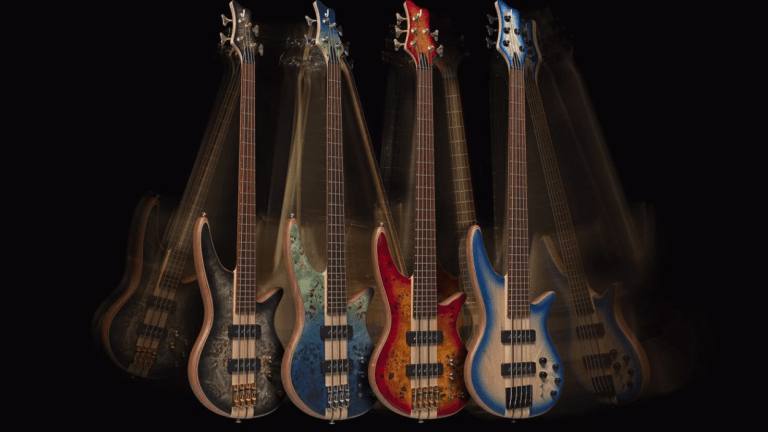 Jackson Releases the Pro Series Spectra, X Series Concert and X Series Spectra Basses