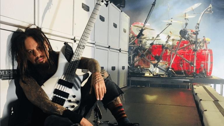 Fieldy Announces Hiatus From Korn