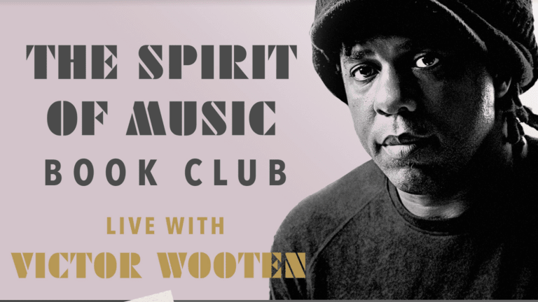 Victor Wooten Announces 5-Night Virtual Book Club