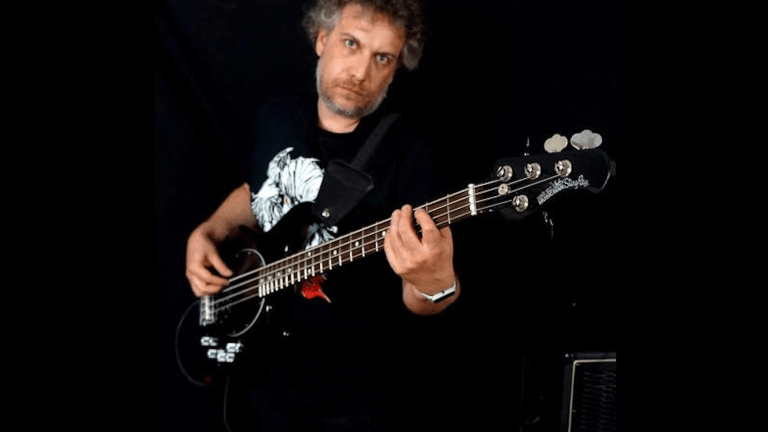 Bassist Alberto Rigoni Announces New EP 'Metal Addicted'
