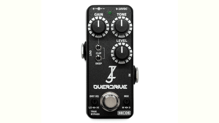 Becos Effects Unveils The Ziffer Overdrive