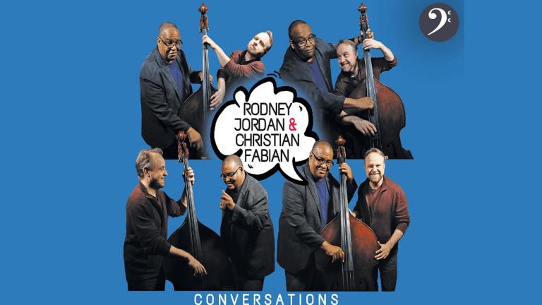 Rodney Jordan and Christian Fabian Release New Album 'Conversations'