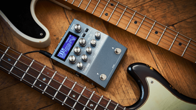Boss Unveils the IR-200 and SY-200 Synth Pedals