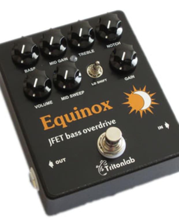 equinox pedal