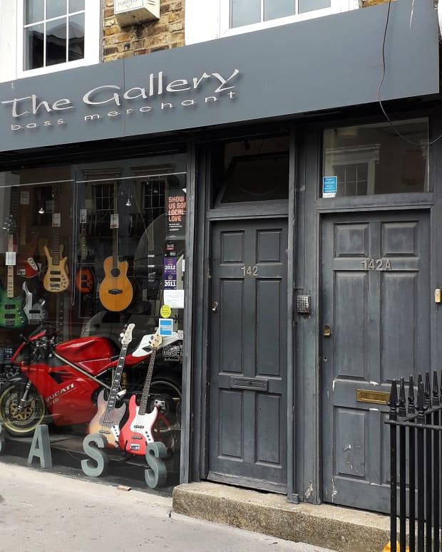 Bass Gallery Camden