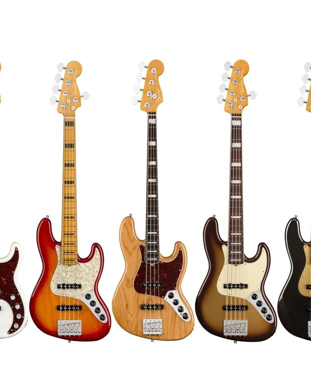 Fender New Bass Series