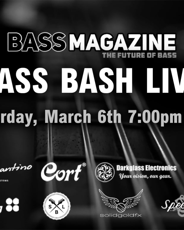 Bass Bash Live Header