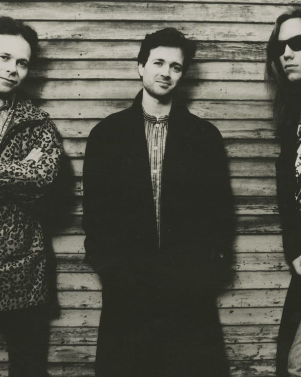Violent Femmes_1991_B&W 8x10 Publicity Print_Photo by Howard Rosenberg_1