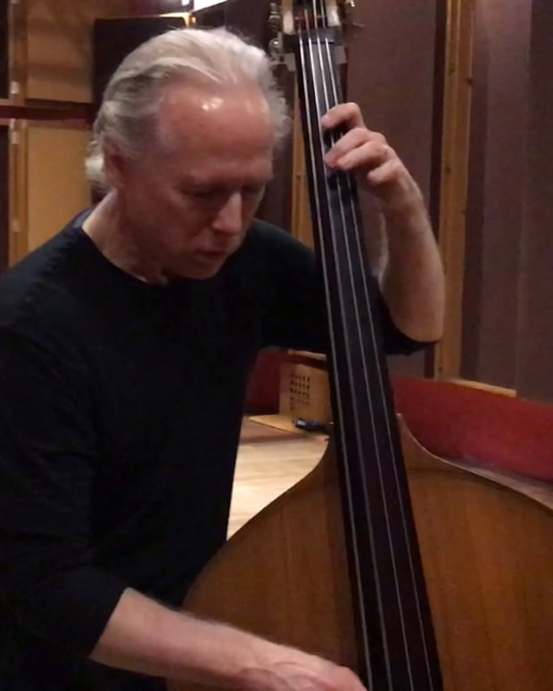 Marc Solo Bass Whorled Whirled World