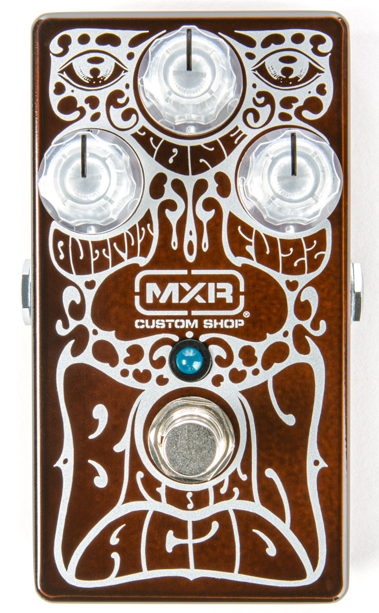 MXR_BrownAcid_Fuzz