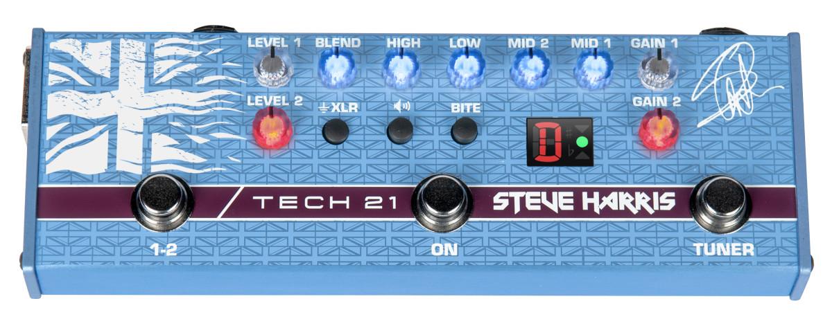 Tech21_SteveHarris_SH1_TopView