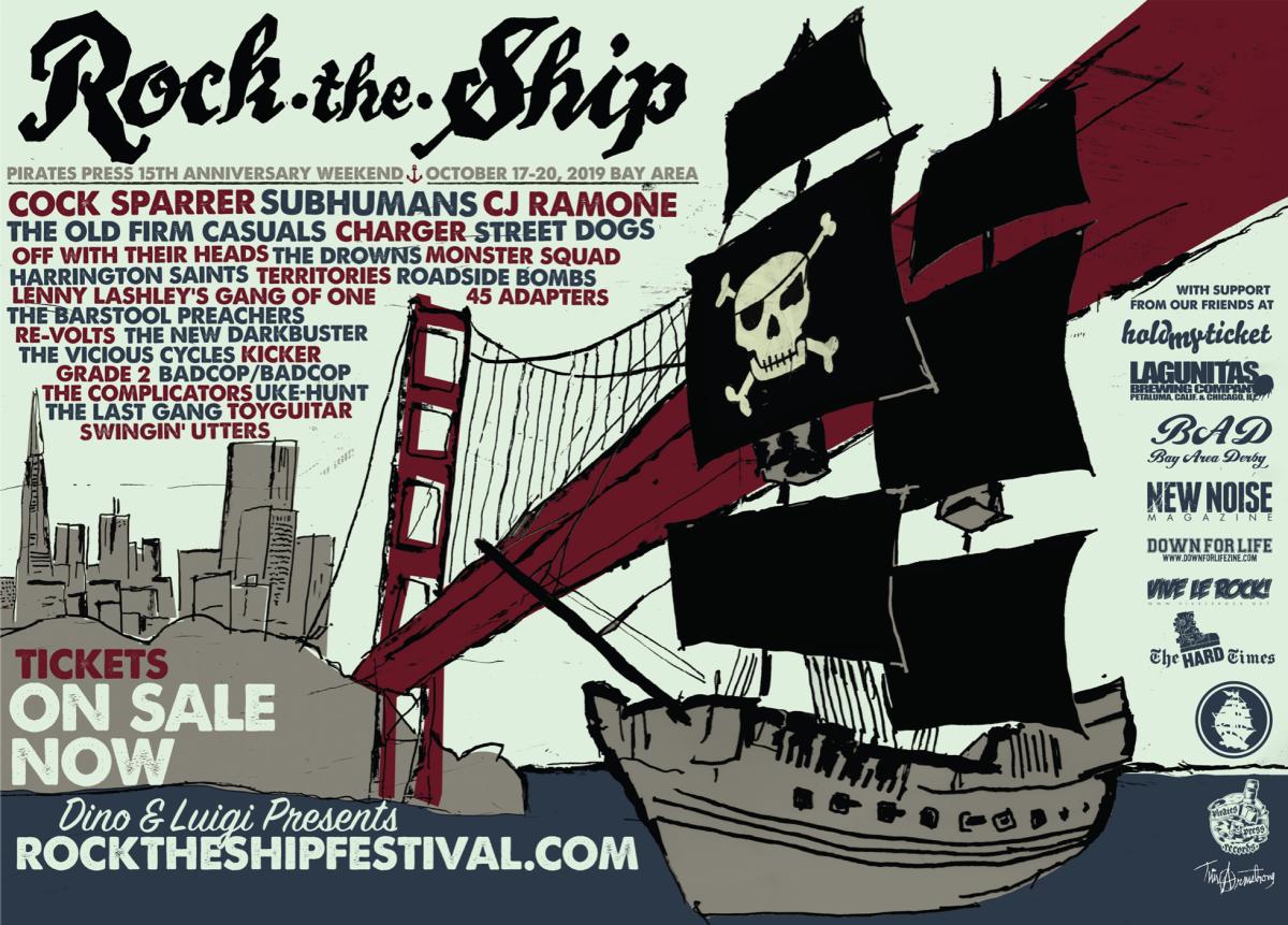 Rock The Ship