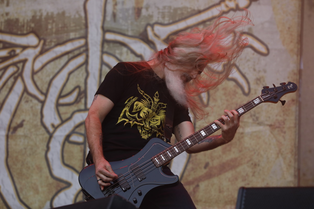 John Campell of Lamb of God