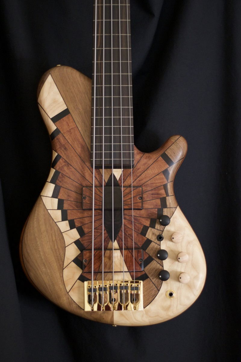 Parizad's Butterfly Bass