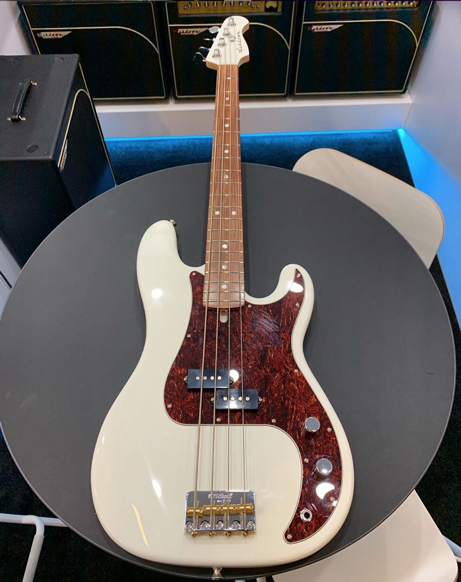 The new Ashdown Precision Bass.