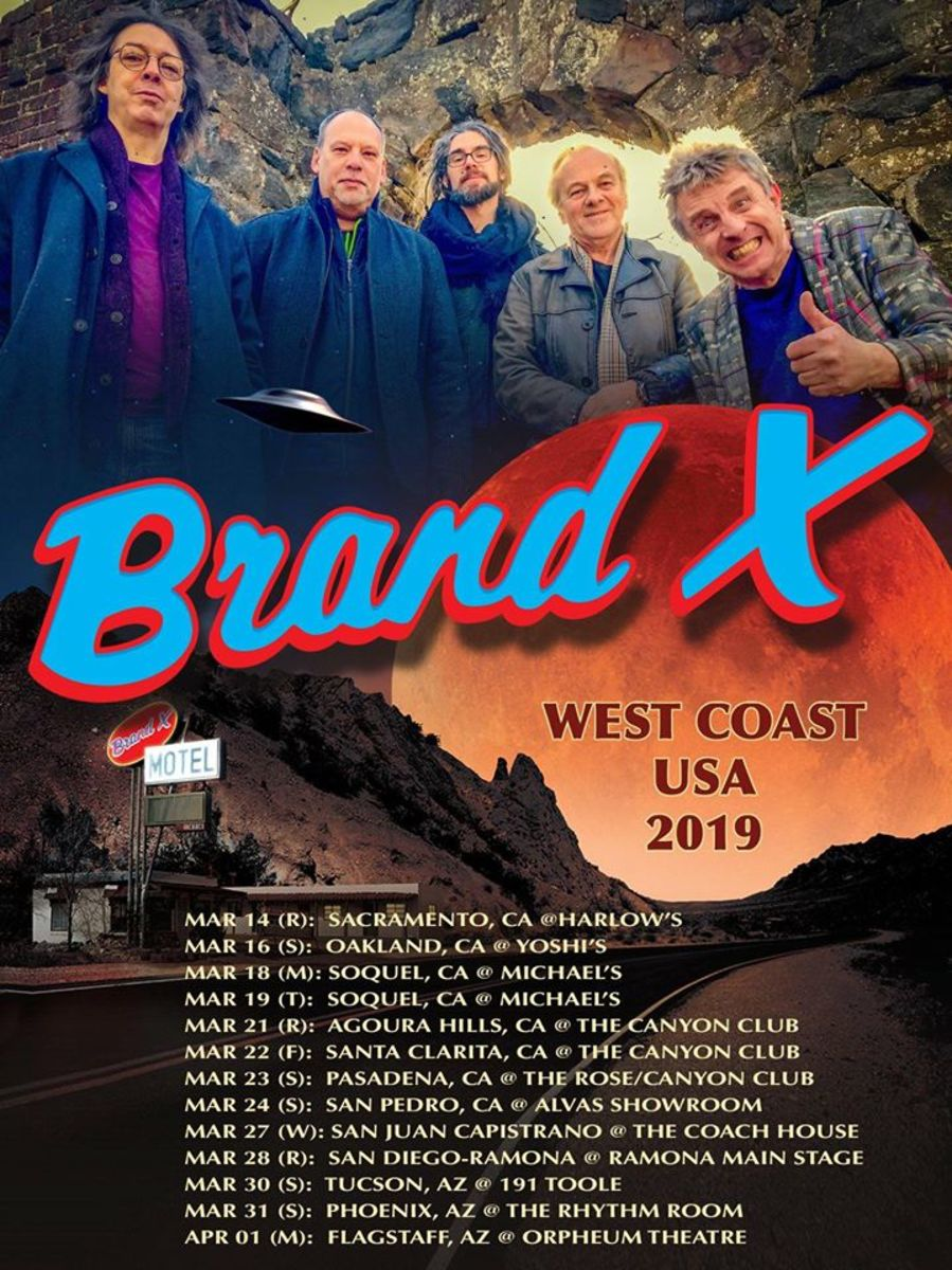 BX WEST COAST TOUR GENERIC with ALl Dates Posted at Bottom