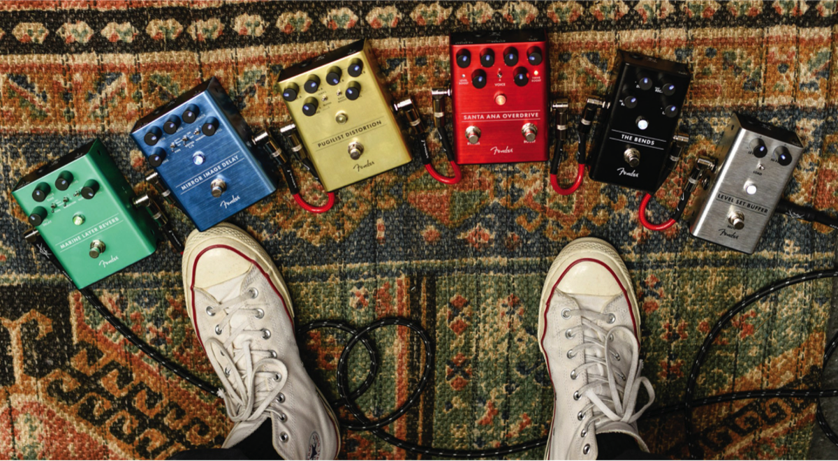 fender pedals