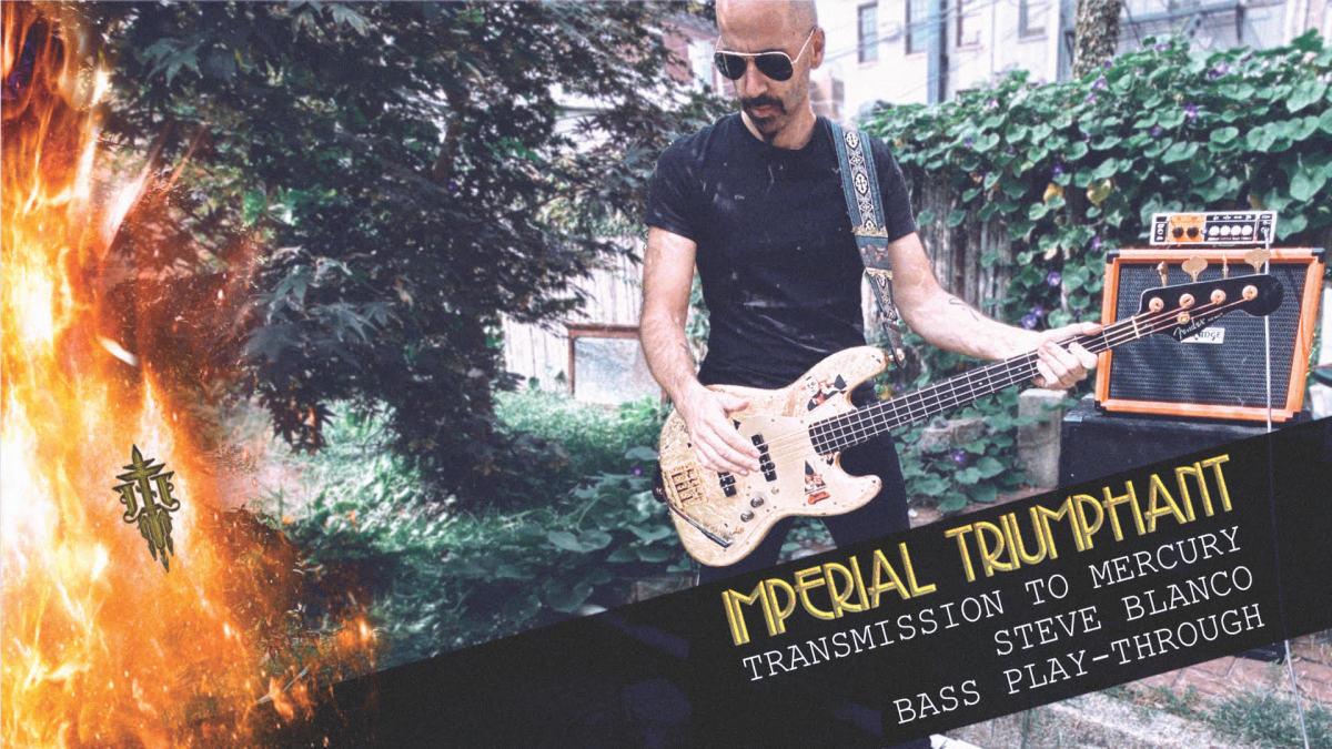 IT Bass playthrough
