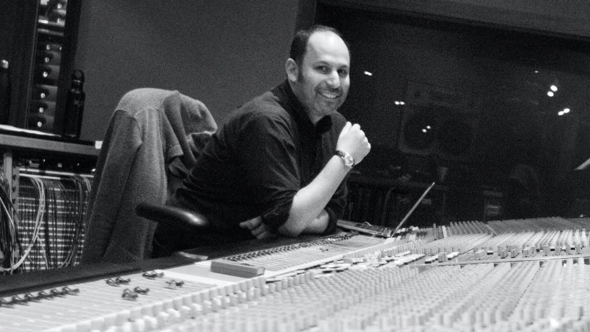 Producer Jared Slomoff
