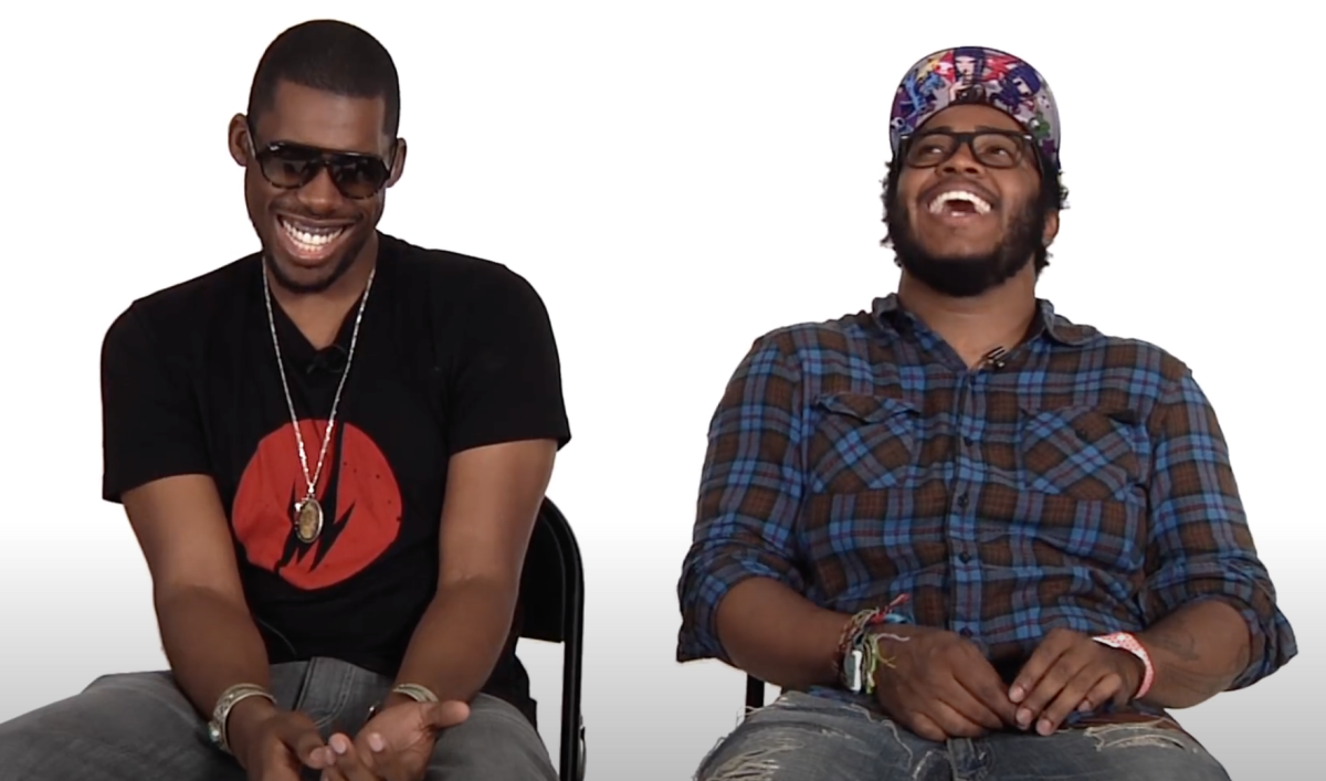Longtime collaborators Flying Lotus and Thundercat