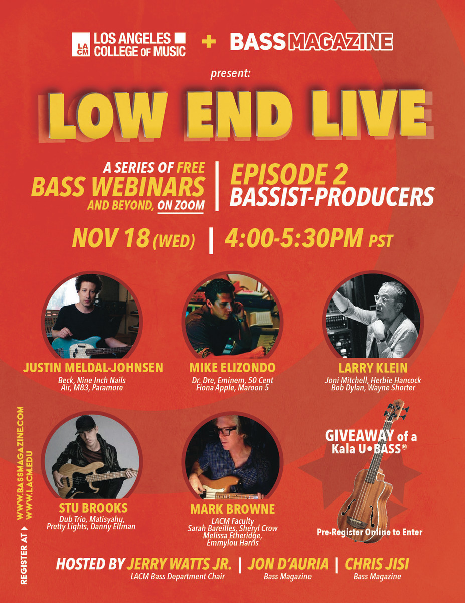 Low End Live 2 Promo