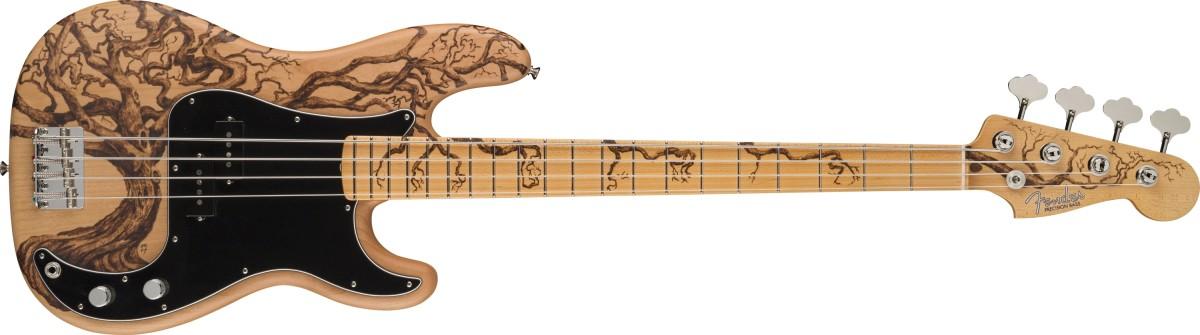 Dennis Galuszka: Custom '62 Precision Bass®