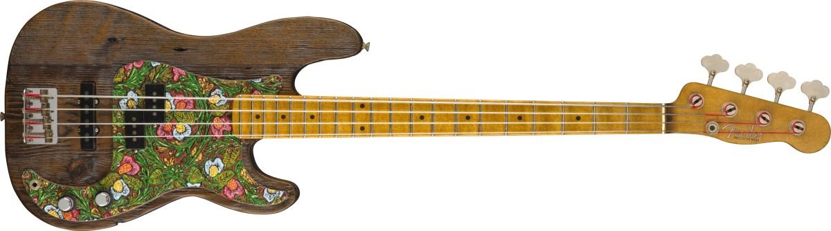 Jason Smith: Custom '60s P Bass® Special
