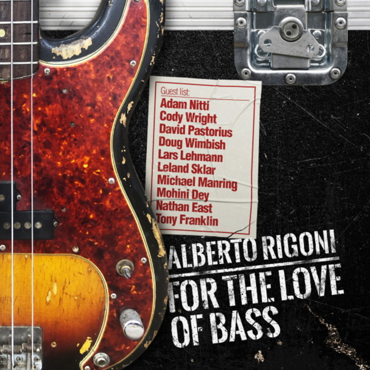 Alberto Rigoni - For the Love of Bass med res