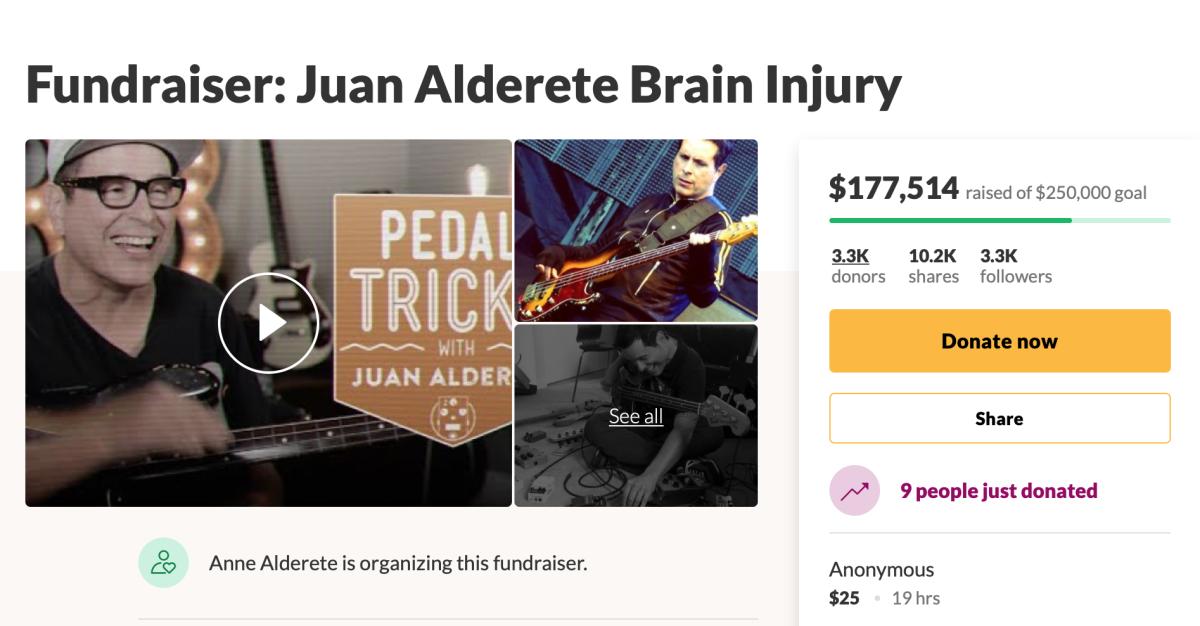 We love you Juan!