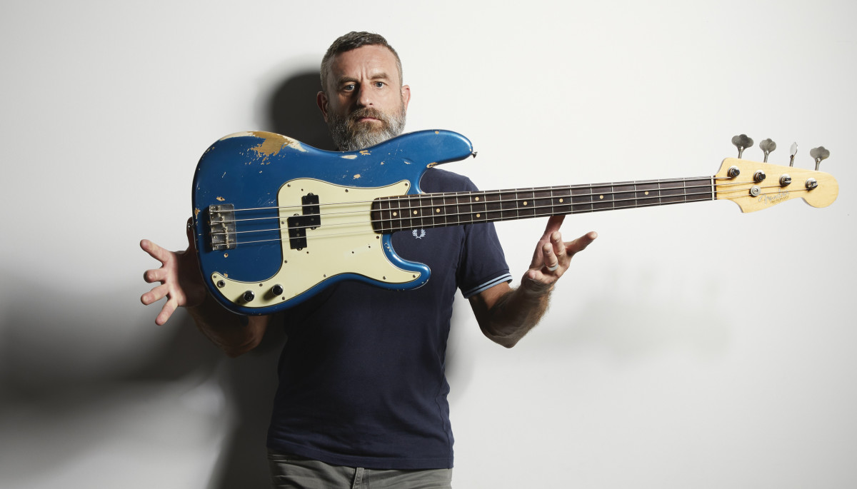 Bass Magazine Lockdown Check-In With Justin Chancellor