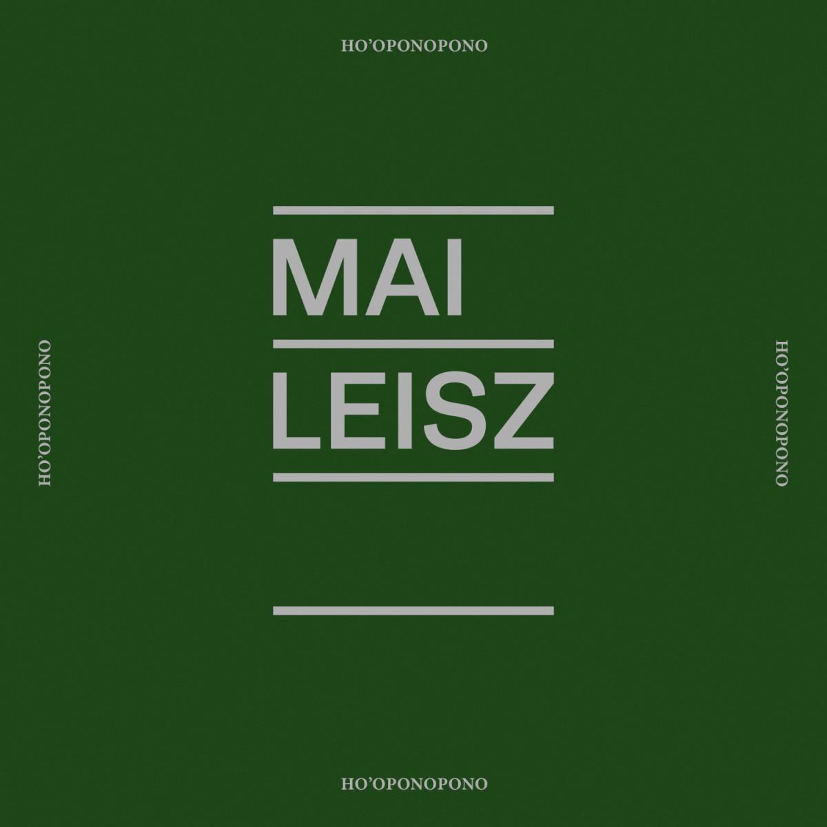 Mai Leisz - Ho'oponopono_cover