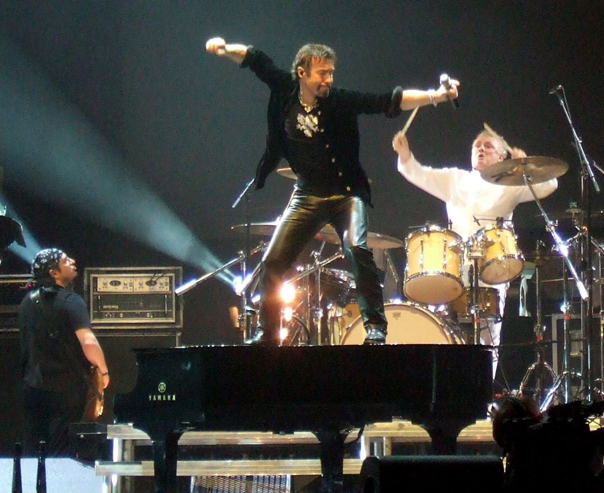 Paul Rodgers had always been Danny's favourite singer (Image: Thilo Rahn).
