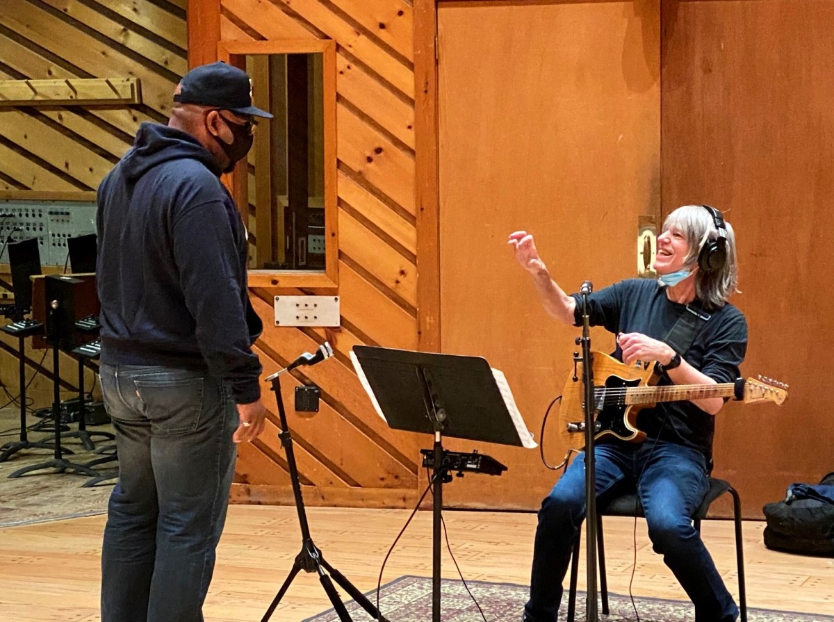 McBride and Mike Stern