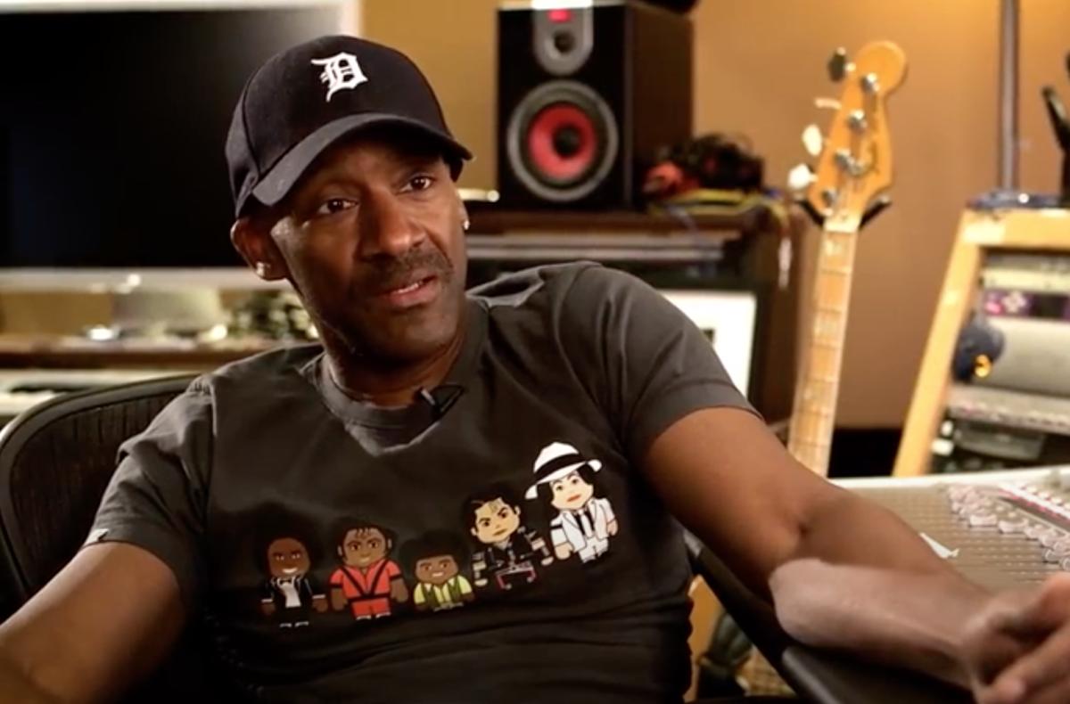 Marcus Miller talks effects