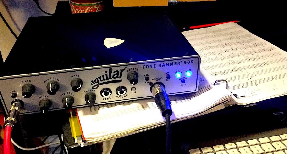 Aguilar Tone Hammer 500 DI Out
