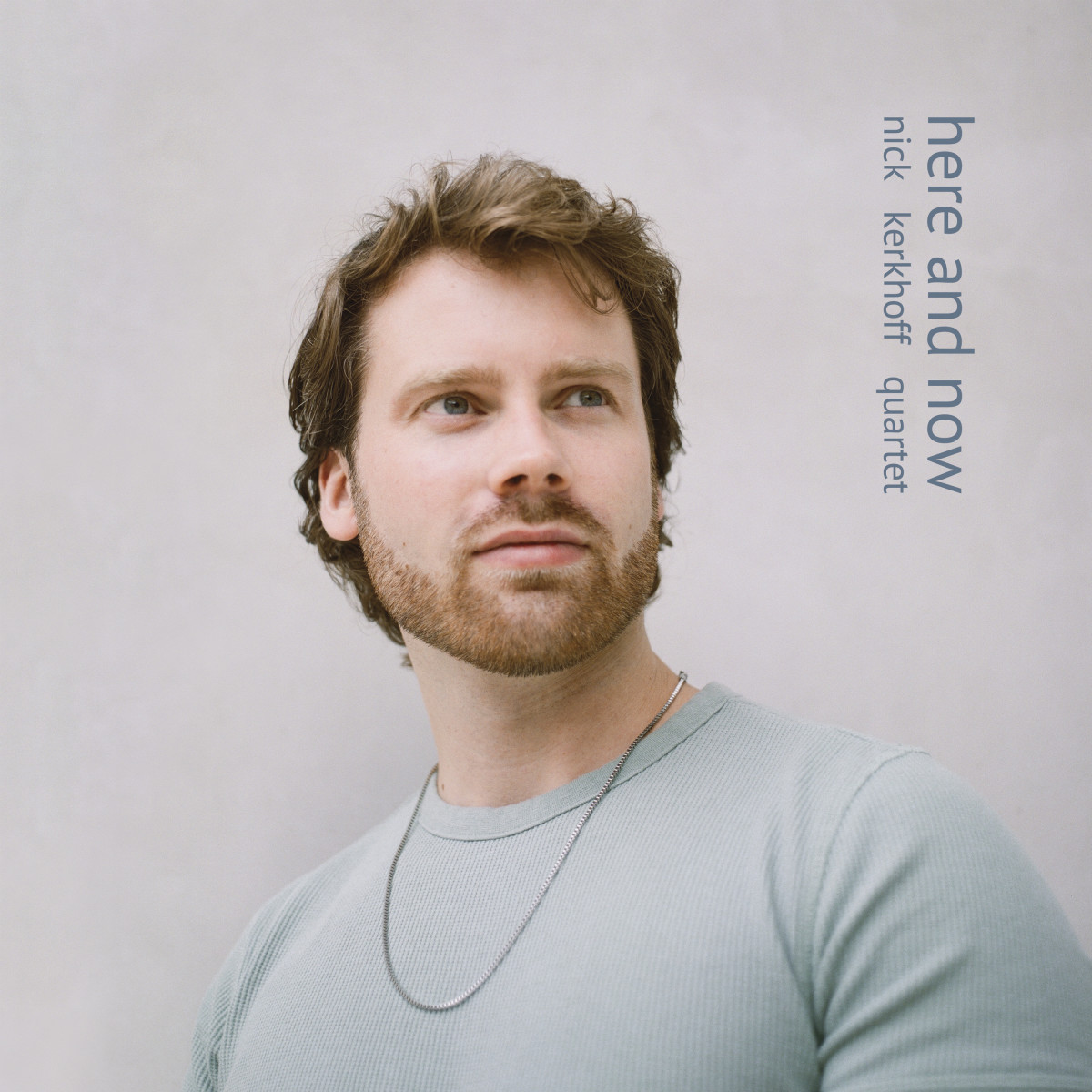 Album cover Here and Now 72dpi - Joel Thum