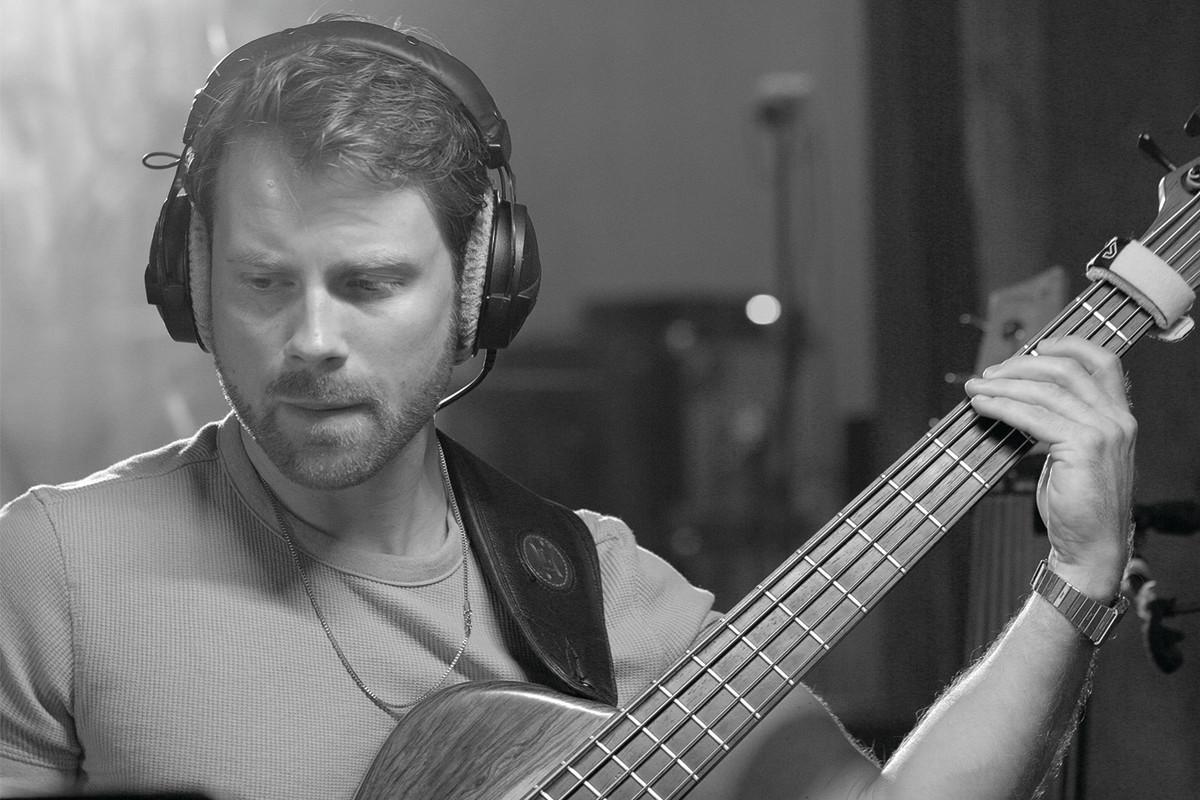 Recording session photo1 - Joel Thum