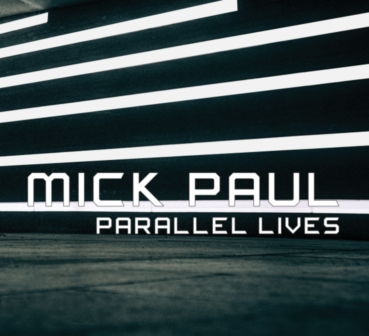 Mick Paul Parallel LivesFrontCase med res