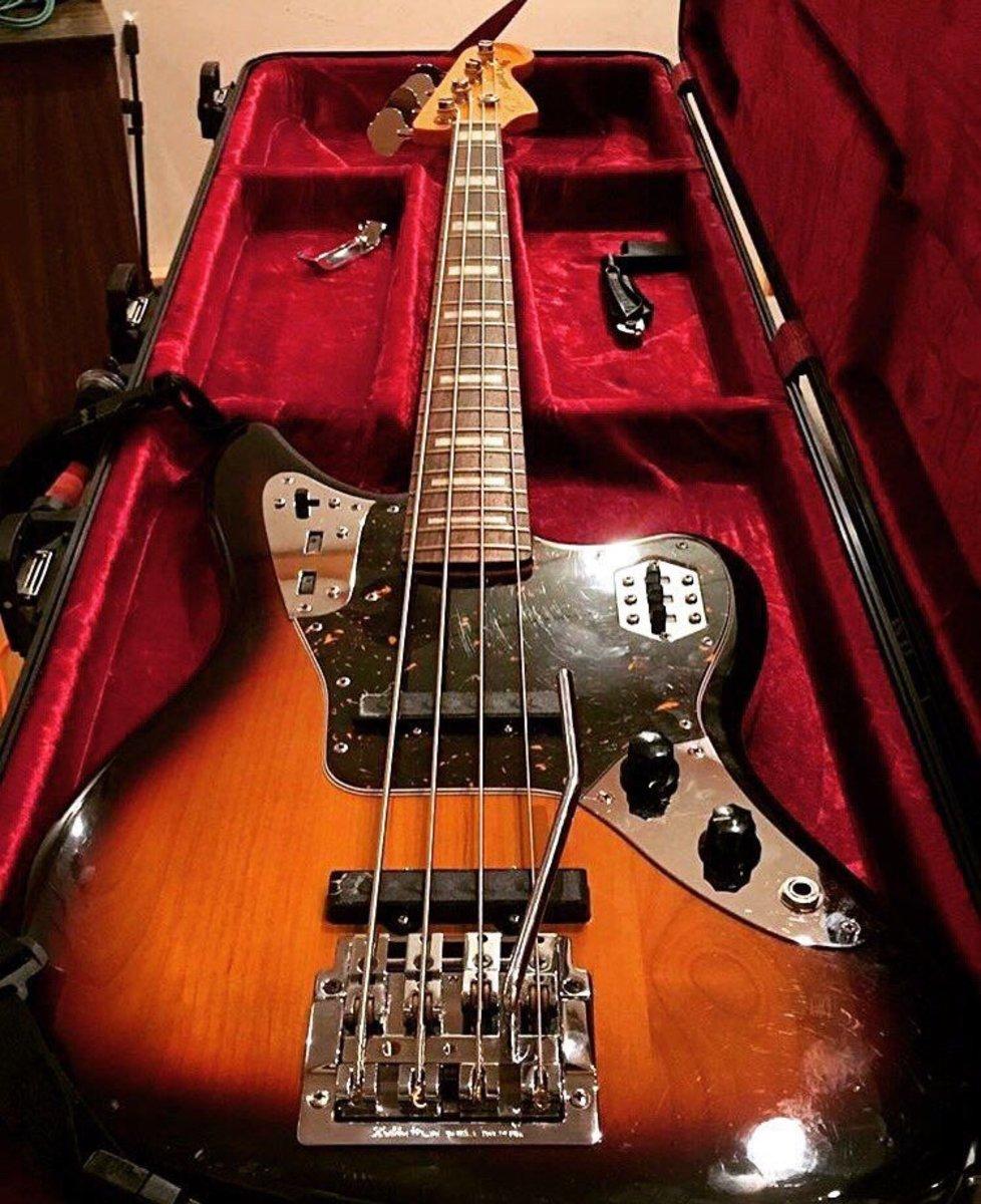 Vega's Jaguar Bass